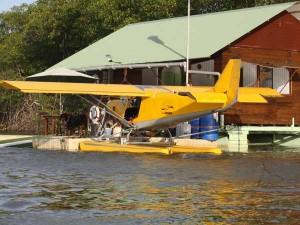 ULM Savannah Hydro - Les ailes hydro de Montsinéry