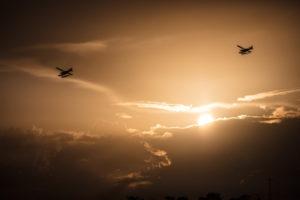 Vol découverte avec les ailes hydro de Montsinéry